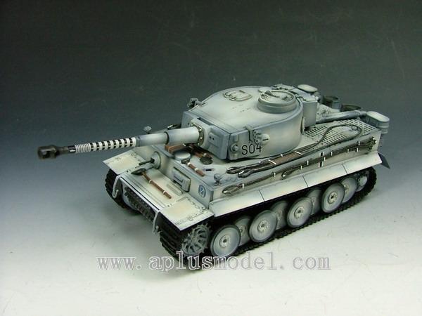 tiger 2 tank model