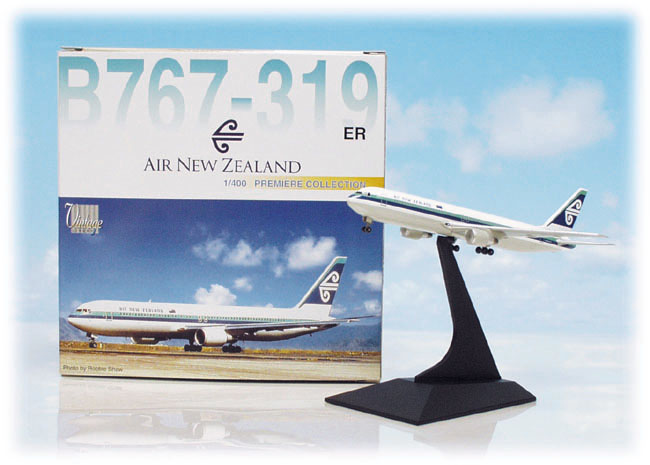 Dragon Wings: B767-319 Air New Zealand - Vintage
